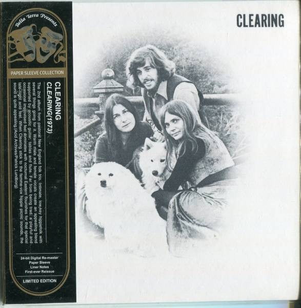 Clearing (2) - Clearing (CD, Album, Ltd, RE, RM, Pap) - NEW