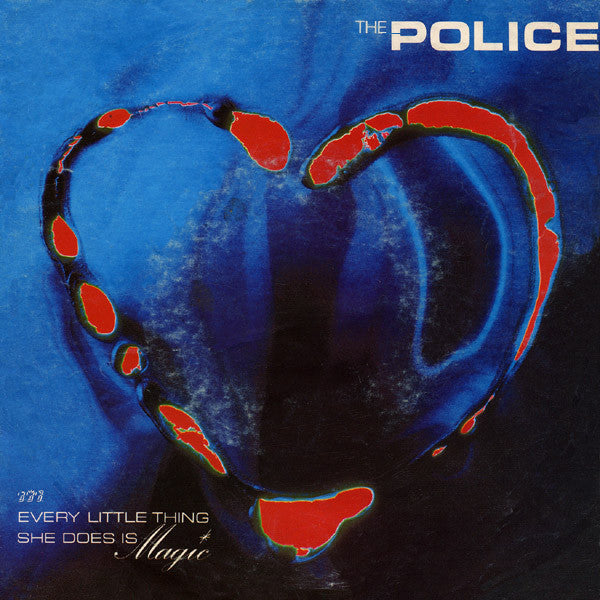 "The Police - Every Little Thing She Does Is Magic (7"", Single) - USED"