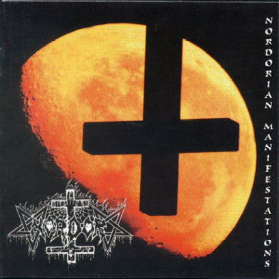 Nordor - Nordorian Manifestations (CD, Comp) - USED