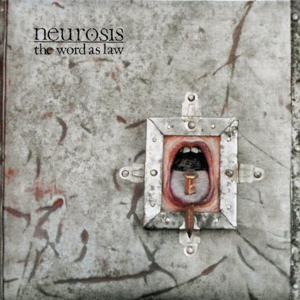Neurosis - The Word As Law (LP, Album) - USED