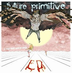 Ed (8) - Future Primitive + Old Shit Since 2003 (CD, Album) - NEW