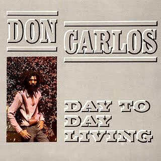 Don Carlos (2) - Day To Day Living (LP, Album, RE) - NEW
