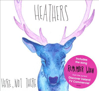 Heathers (2) - Here, Not There (CD, Album) - USED