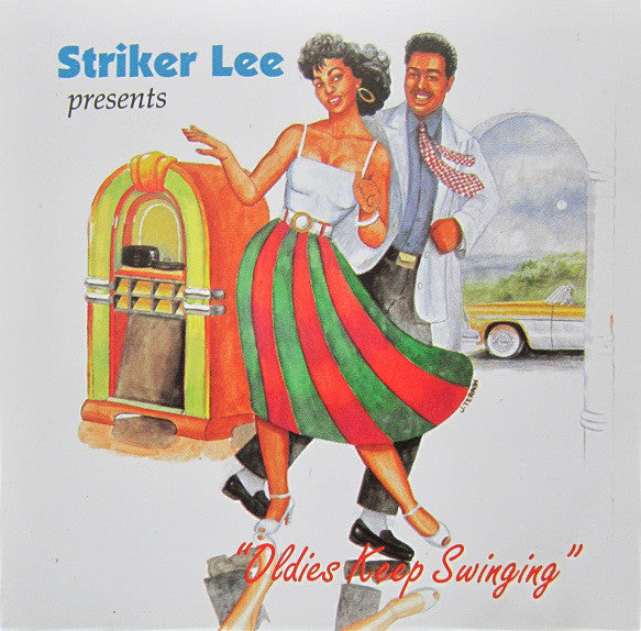 "Various - Striker Lee Presents ""Oldies Keep Swinging"" (CD, Comp) - NEW"