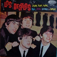 Los Beatles* - ¡Yeah Yeah Yeah, Paul, John, George Y Ringo! (LP, Album, Unofficial, Smo) - NEW