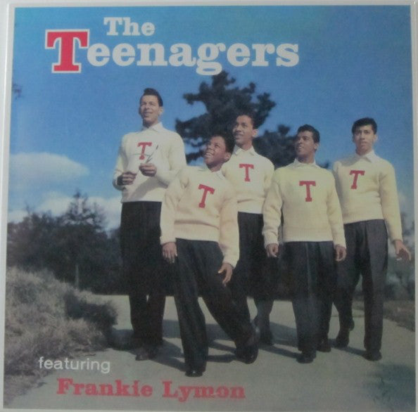 The Teenagers featuring Frankie Lymon - Teenagers, The (LP, Album, RE) - NEW