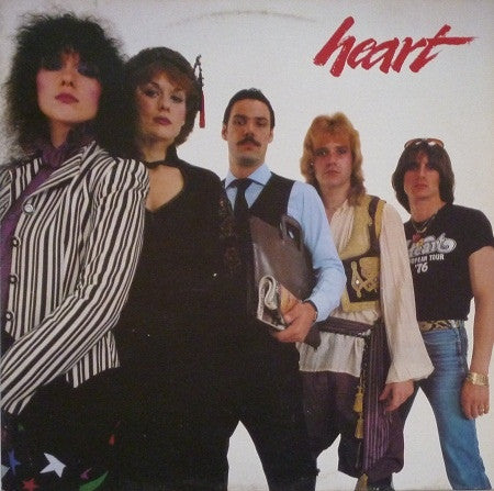 Heart - Heart (LP, Comp) - USED