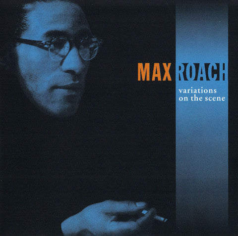 Max Roach - Variations On The Scene (CD, Comp) - USED