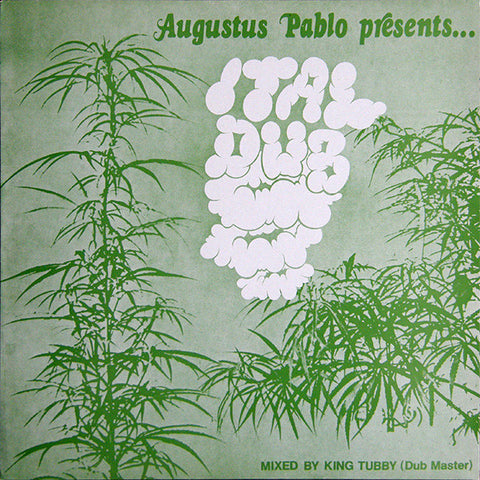 Augustus Pablo - Ital Dub (LP, Album, RE) - USED