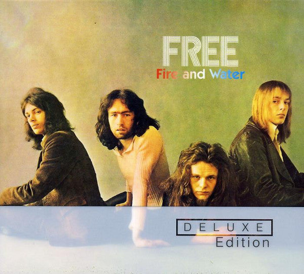 Free - Fire And Water (2xCD, Album, Dlx, RE, RM, Dig) - USED