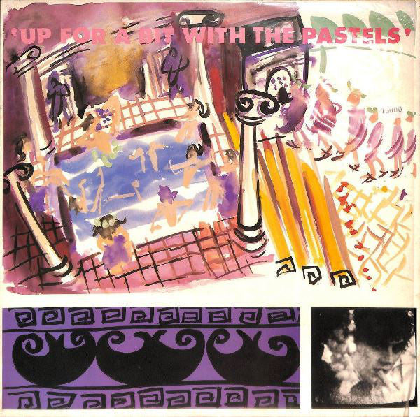 The Pastels - Up For A Bit With The Pastels (LP, Album) - USED