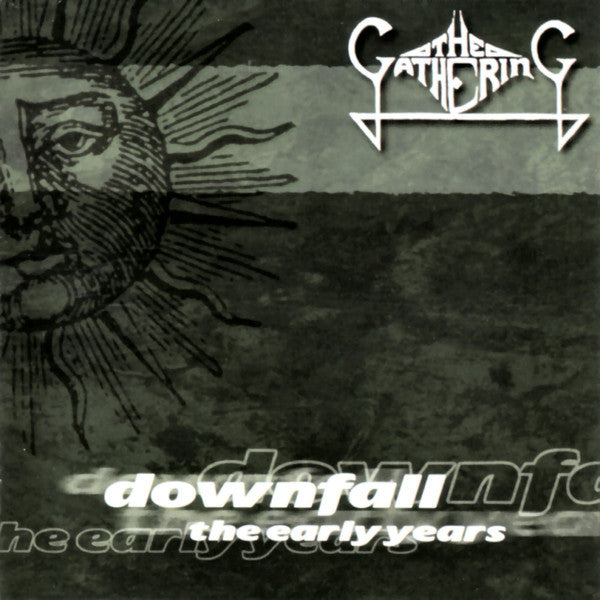 The Gathering - Downfall - The Early Years (CD, Comp + CD-ROM + Ltd) - USED