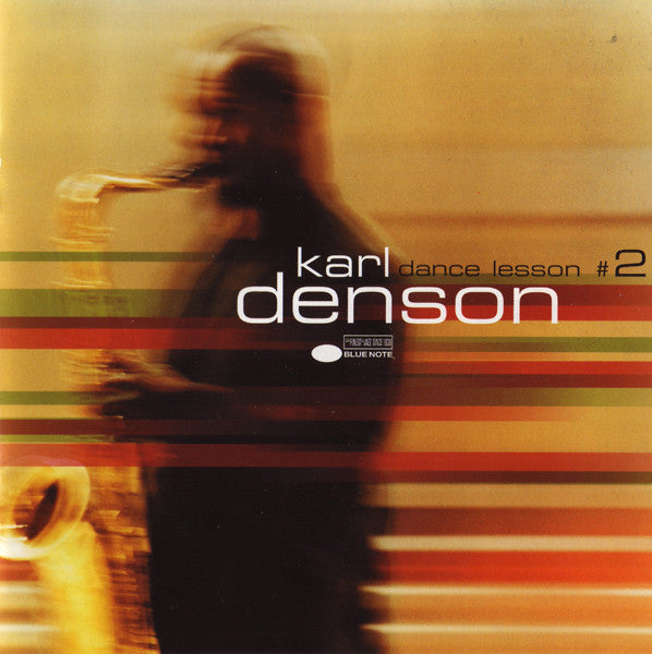 Karl Denson - Dance Lesson #2 (CD, Album) - USED