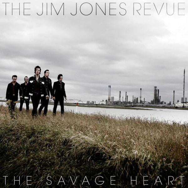 The Jim Jones Revue - The Savage Heart (CD, Promo) - USED