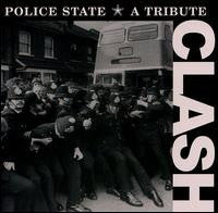 Various - Police State - A Tribute To The Clash (CD, Album) - USED