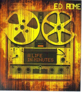 Ed Rome - A Life In Minutes (CD, Album) - USED