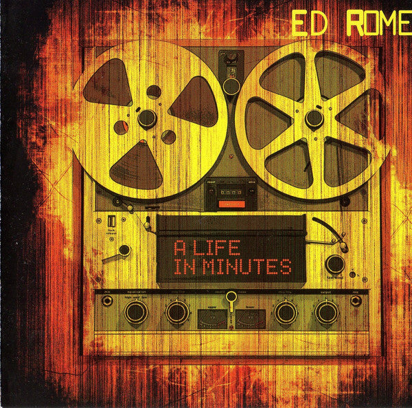 Ed Rome - A Life In Minutes (CD, Album) - NEW