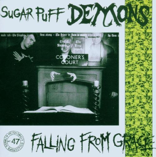 Sugar Puff Demons - Falling From Grace (CD, Album, RE) - USED