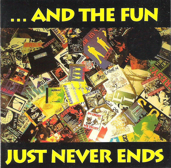 Various - ...And The Fun Just Never Ends (CD, Comp) - USED