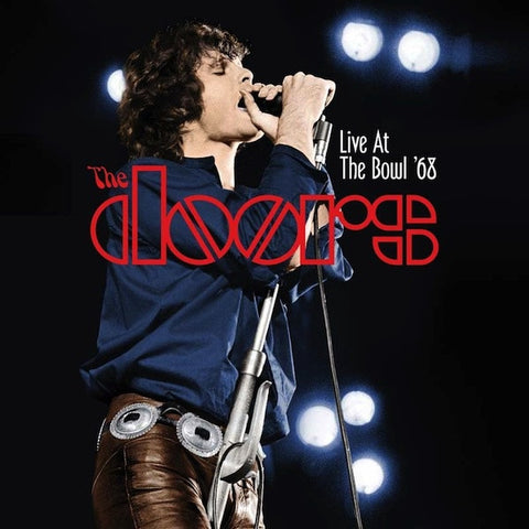 The Doors - Live At The Bowl '68 (2xLP, Album, Gat) - NEW