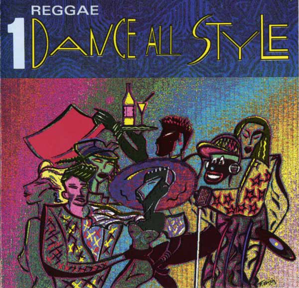 Various - Reggae - Dance All Style N° 1 (CD, Comp) - NEW