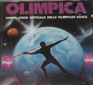 Various - Olimpica (CD, Comp) - USED