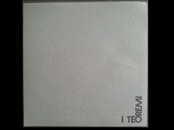 I Teoremi - I Teoremi (LP, Album, RE) - USED