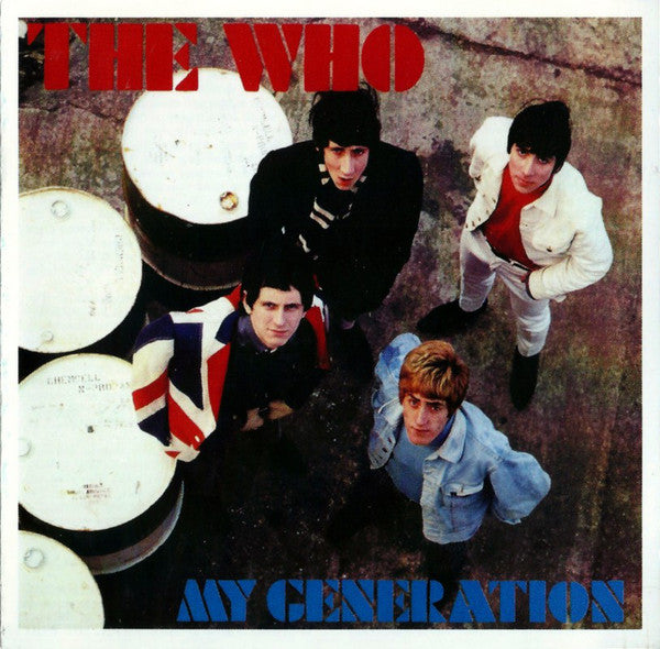 The Who - My Generation (CD, Album, Mono, RE, RM) - USED