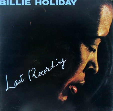 Billie Holiday With Ray Ellis And His Orchestra - Last Recording (LP, RE) - USED