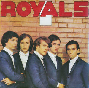 Royals* - Singoli (LP, Comp) - NEW
