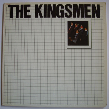 The Kingsmen - House Party (LP) - USED
