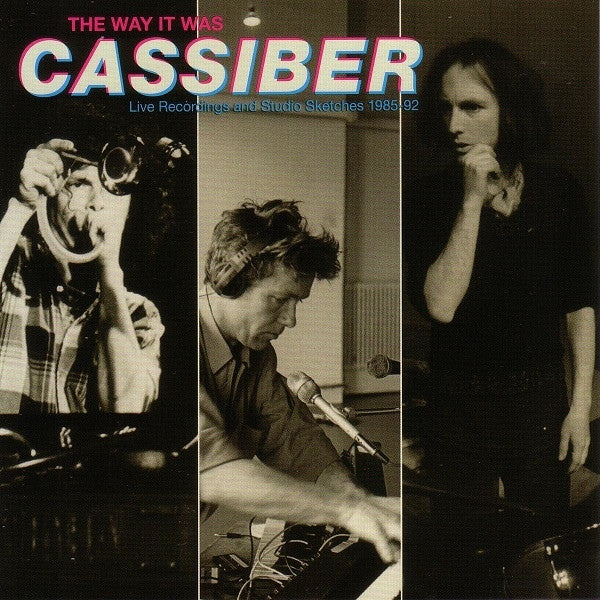 Cassiber - The Way It Was (CD, Album, Ltd) - NEW
