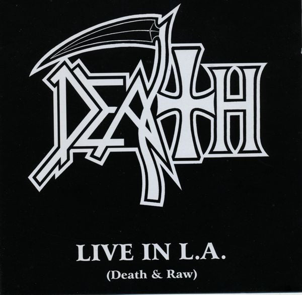 Death (2) - Live In L.A. (Death & Raw) (CD, Album) - USED