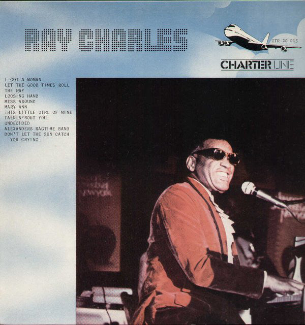 Ray Charles - Ray Charles (LP, Comp) - USED