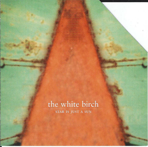The White Birch - Star Is Just A Sun (CD, Album, Promo) - USED