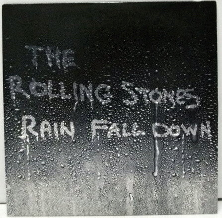 The Rolling Stones - Rain Fall Down (CD, Single, Promo) - NEW