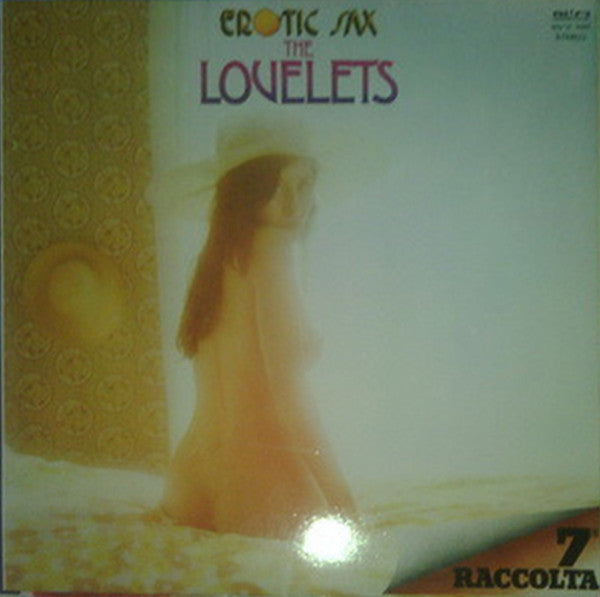 The Lovelets - Erotic Sax - 7a Raccolta (LP, Album) - USED