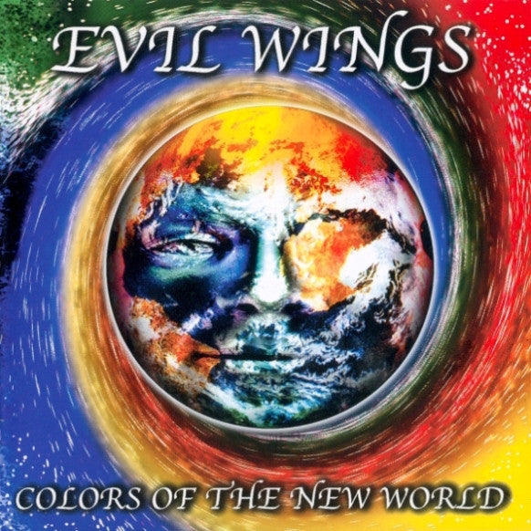 Evil Wings - Colors Of The New World (CD, Album) - USED