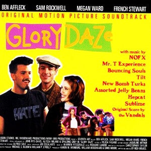 Various - Glory Daze (CD, Comp) - USED