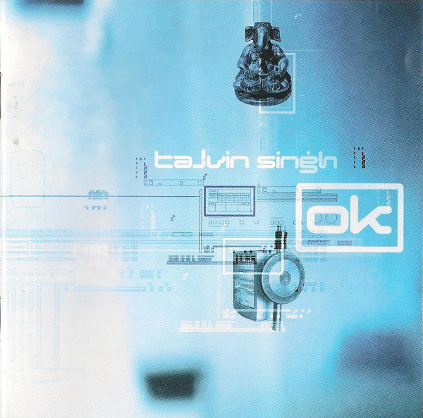 Talvin Singh - OK (CD, Album, RE, RP) - USED