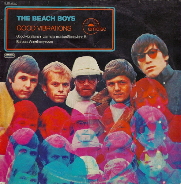 The Beach Boys - Good Vibrations (LP, Comp) - USED