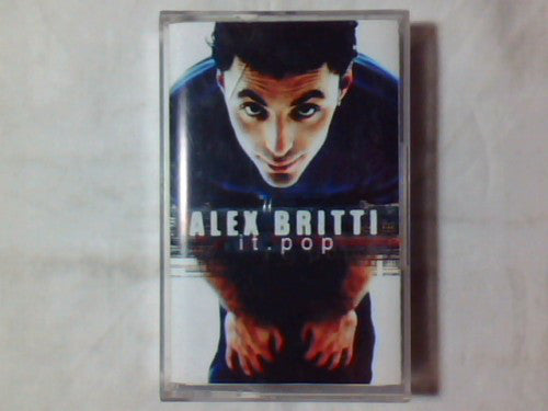 Alex Britti - It.pop (Cass, Album) - USED