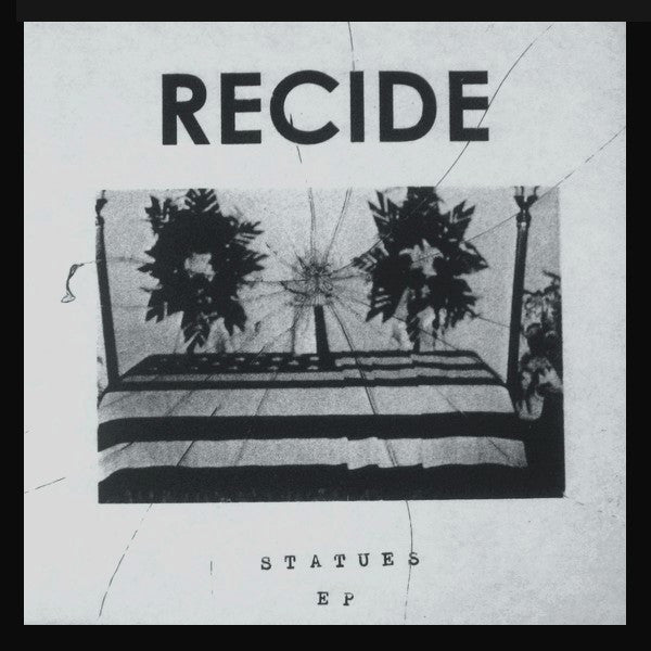 "Recide - Statues EP (7"", EP) - USED"