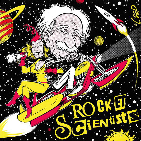 "Rocket Scientists - Pithe Helmet (7"", Ltd) - USED"
