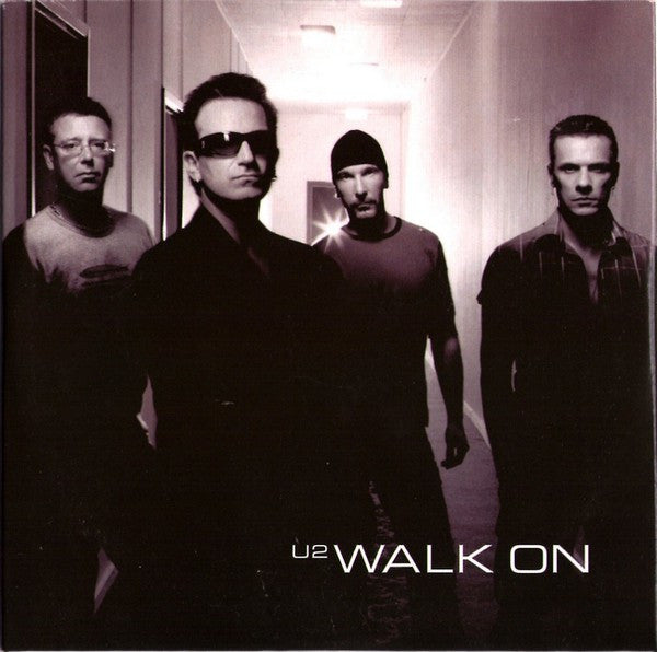 U2 - Walk On (CD, Single) - USED
