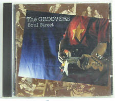 The Groovers (5) - Soul Street (CD, Album) - USED