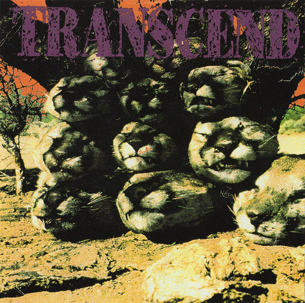 Transcend (4) - Product Of Our Greed (CD, Comp) - USED