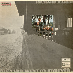 Richard Harris - The Yard Went On Forever... (LP, Album) - USED