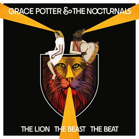 Grace Potter & The Nocturnals - The Lion The Beast The Beat (CD, Album, Enh) - NEW