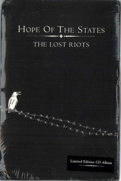 Hope Of The States - The Lost Riots (CD, Album, Ltd) - USED